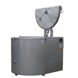 GAS BOILING PAN WITH MIXER 1000 LITRES
