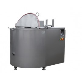 DIESEL BOILING PAN WITH MIXER 300 LITRES