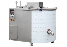 Boiling pans - basic equipment for food processing industry